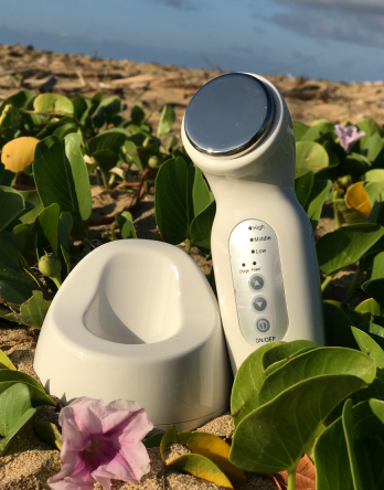Ultrasound Beauty Stimulator